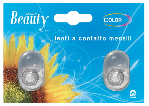 Beauty Mensile PERLA - confezione 2 lenti