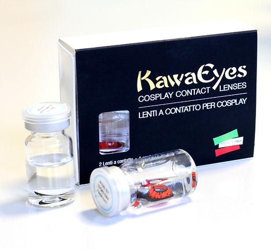 kawaeyes lenti a contatto per cosplay