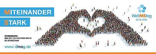 Welt-MS-Tag: Miteinander Stark