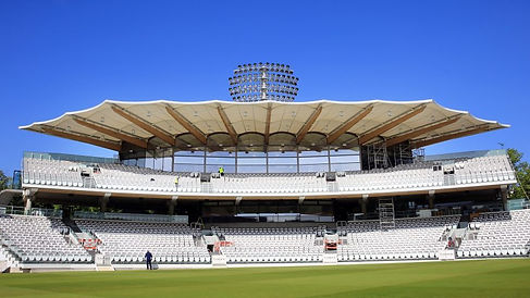 The Warner Stand - Lords Cricket Ground