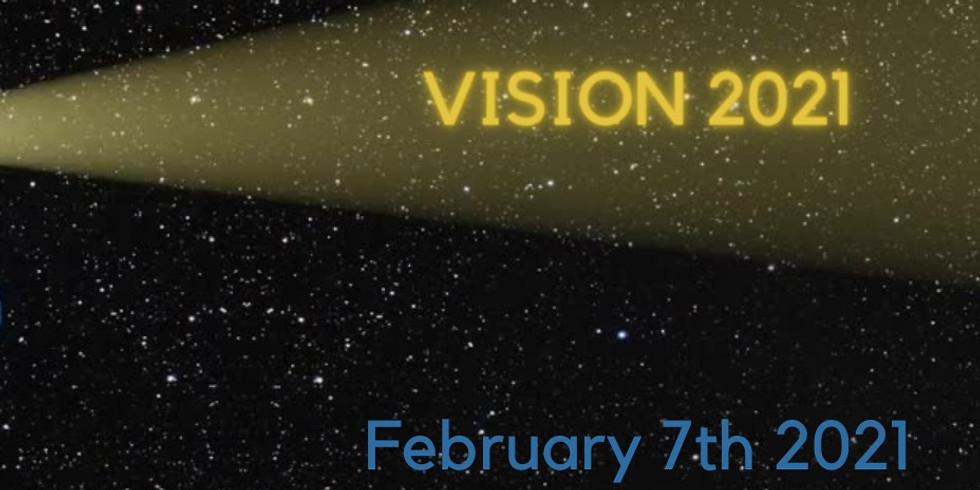 VISION 2021  Online event
