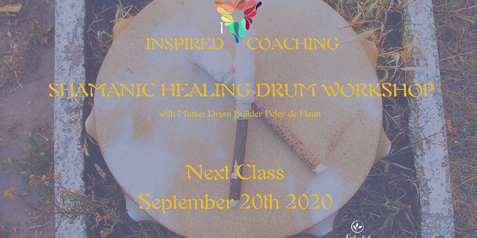 Shamanic Healing Drum Workshop