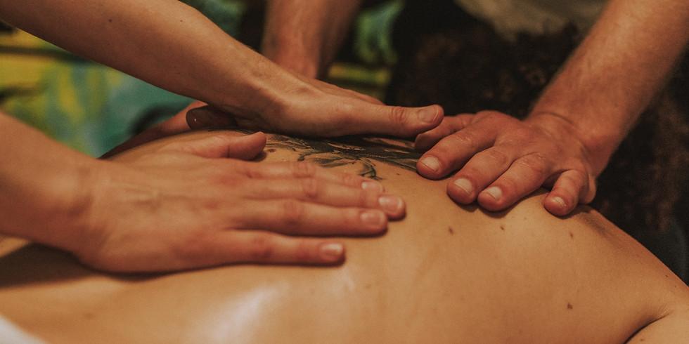 Four Hands Massage Journey