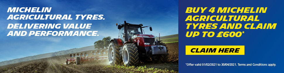Michelin Agricultural Offer