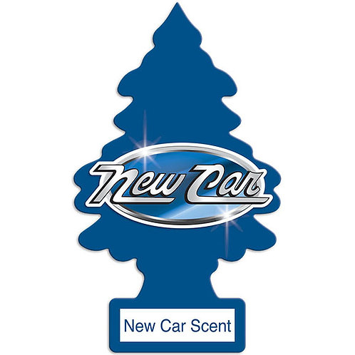 Little Trees New Car Scent