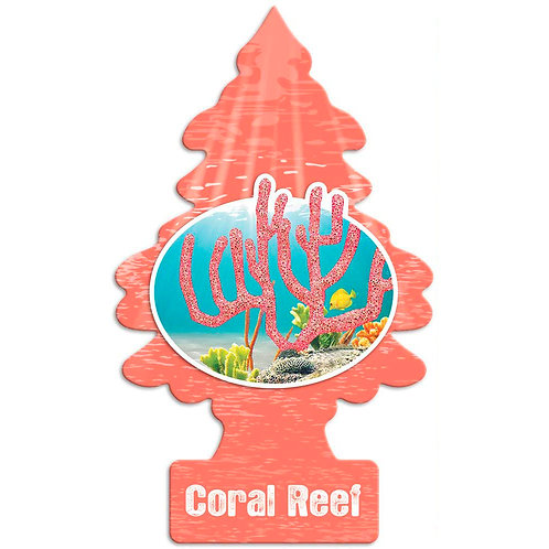 Little Trees Coral Real