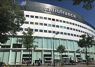 RADIO FRANCE, Paris
