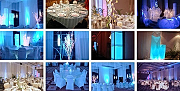 events rentals and services