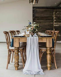 Table and Chair Rentals | Wedding Decorations