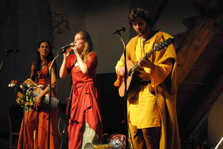 CD-Taufe 2011
