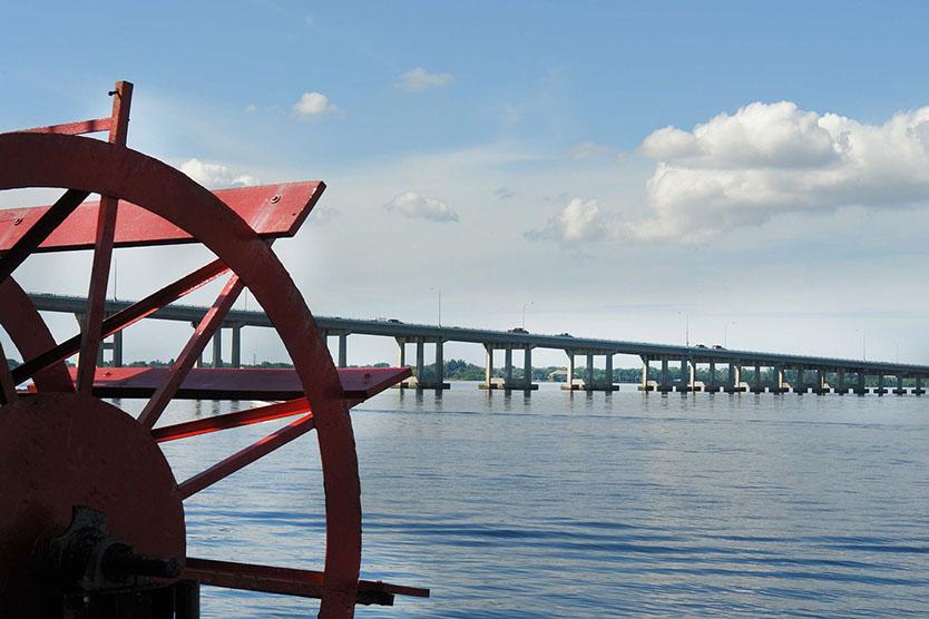 Fort Myers Bridge