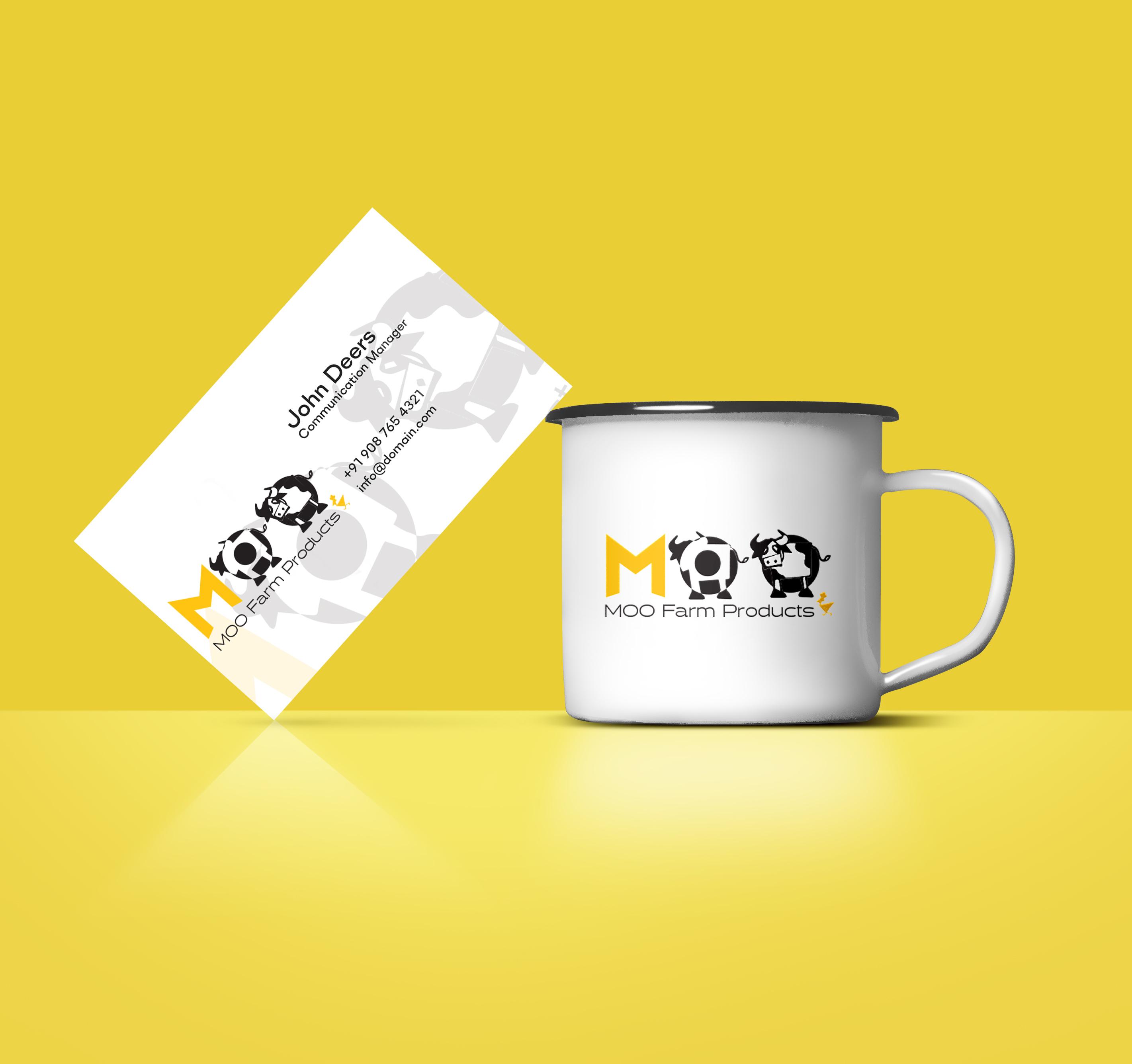 MOO Logo design