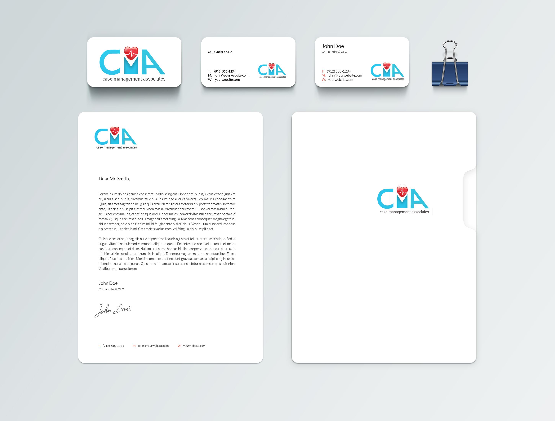 CMA Logo Design