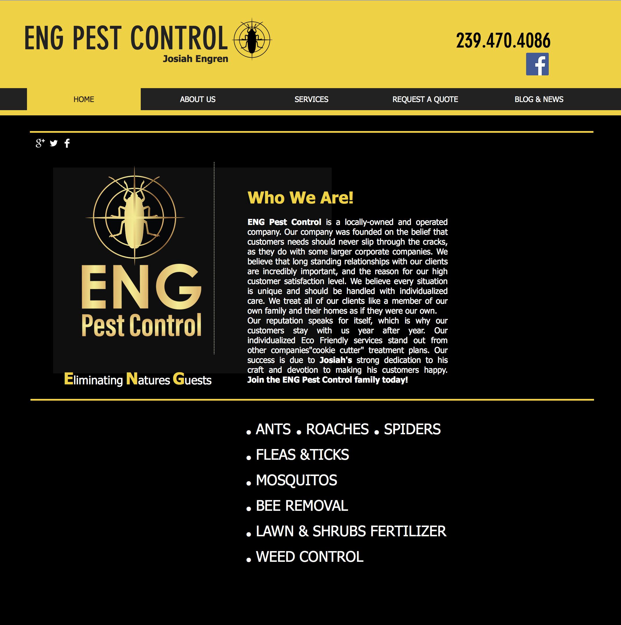 ENG Pest Control