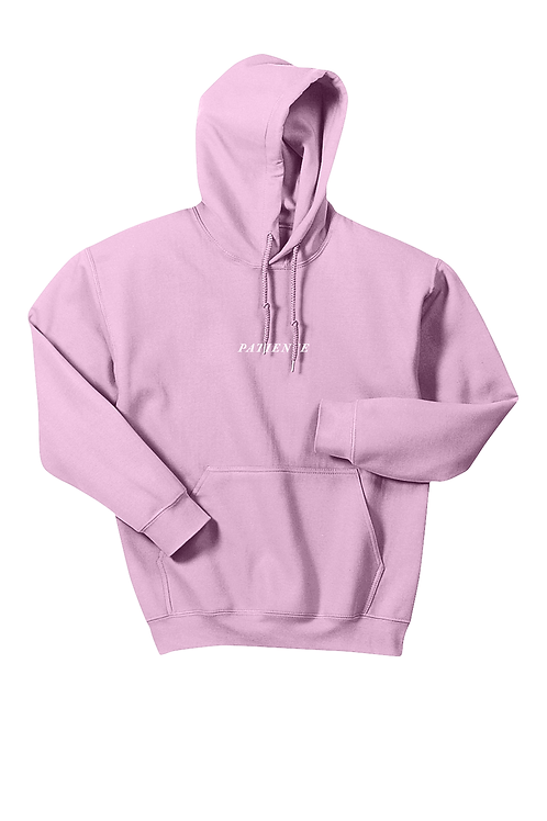 { PATIENCE } Limited Edition Hoodie