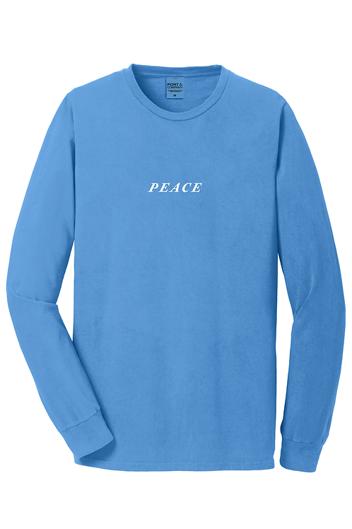 { PEACE } Limited Edition Long Sleeve