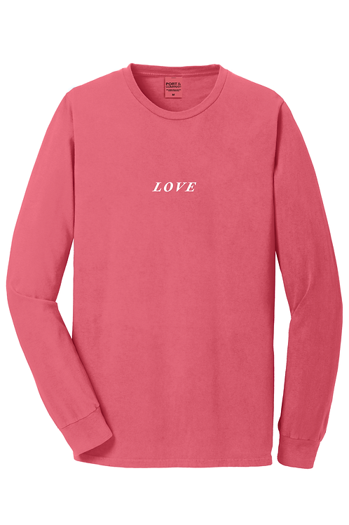 { LOVE } Limited Edition Long Sleeve