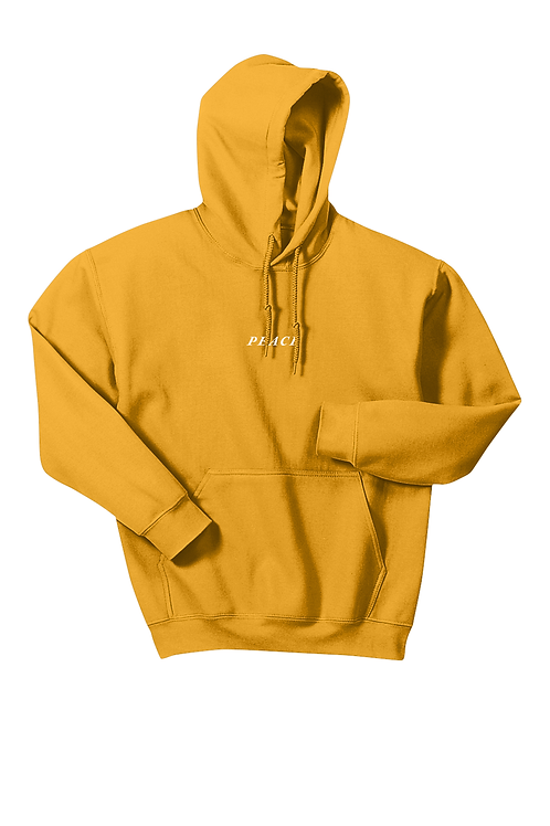 { PEACE } Limited Edition Hoodie
