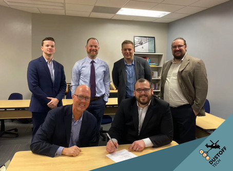 Dustoff Technologies has been selected by USSF to provide a custom IT solution.