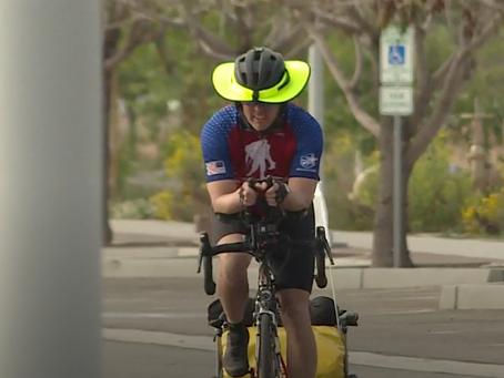 Team Dustoff's Ride Across America reaches Pheonix