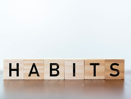 Establishing a Healthy Habit