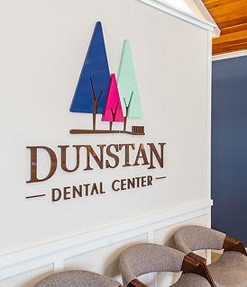 Dunstan Dental Sign