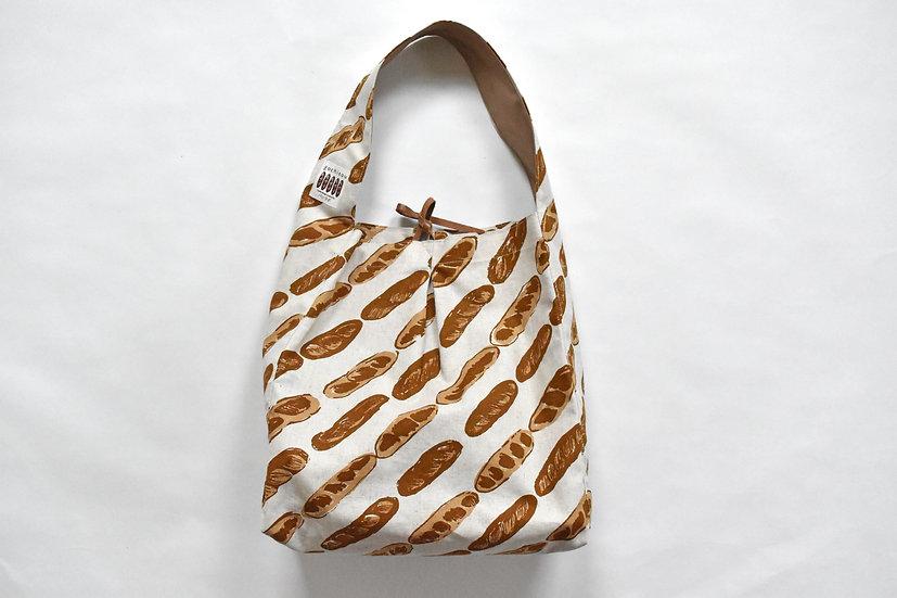 Shopping shoulder bag /mini baguette
