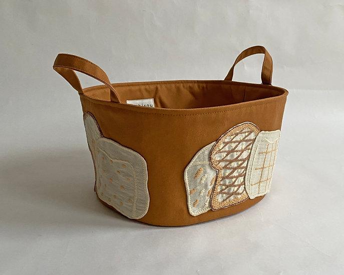 刺繍 Multi basket