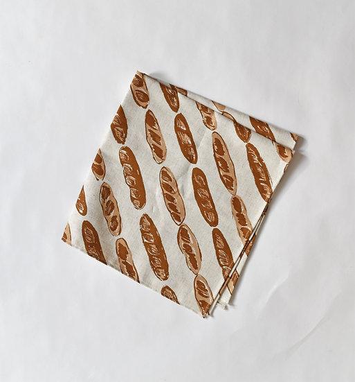 """Mini baguette"" cloth (麻レーヨン)"