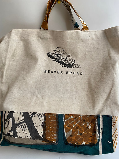 BEAVER BREAD blue10
