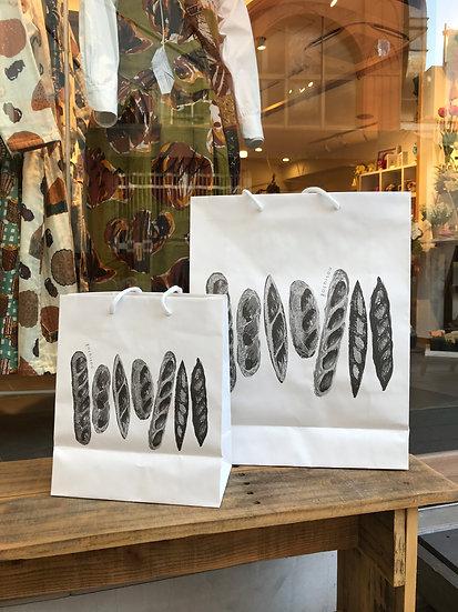 gochisou紙袋 Lサイズ