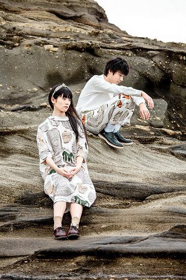 Utsuwa 2wayワンピース 小鹿田焼