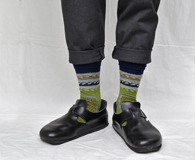 Socks baguette 26~29cm