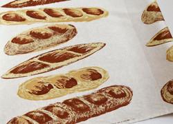 Textile baguettes
