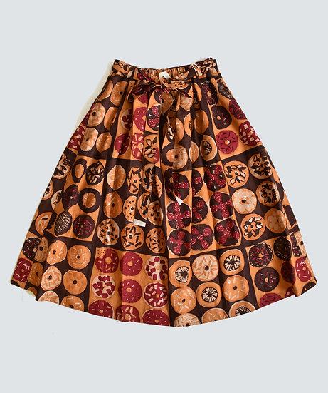 Skirt (Linen100%)