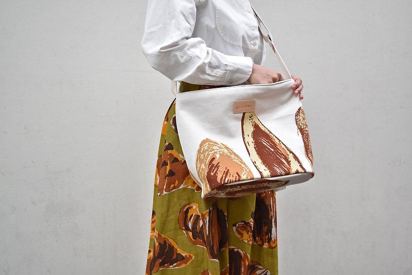 帆布・shoulder bag