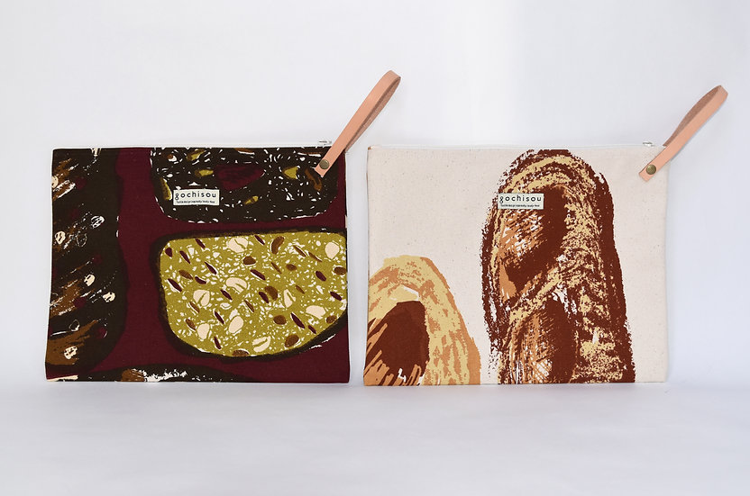 A4 Clutch&Pouch