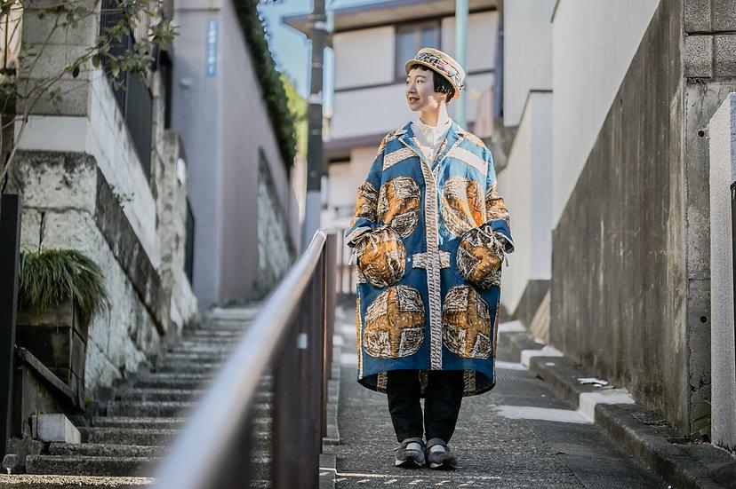 Coat (Linen100%)