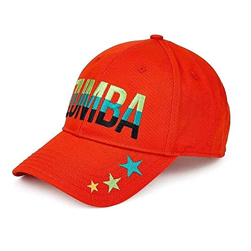 Zumba Vibes Don't Lie Hat Orange