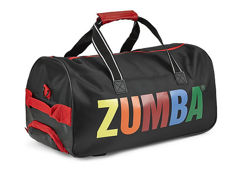 Made With Zumba Love Rolling Bag