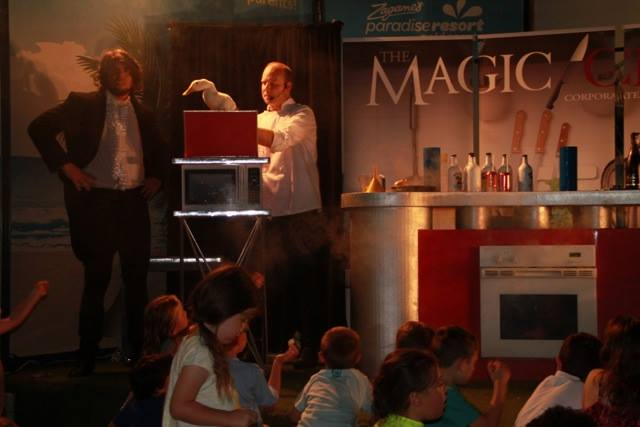 Magic Chef Family show