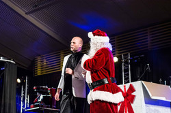 christmas mc and performance in queensland gold coast