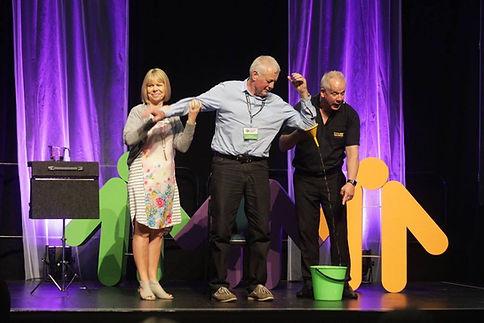 Elgregoe Christchurch magic show magicia