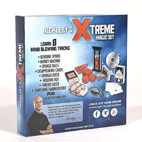 Nickleby's Magic Set