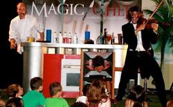 Paradise Resort Magician Nickleby