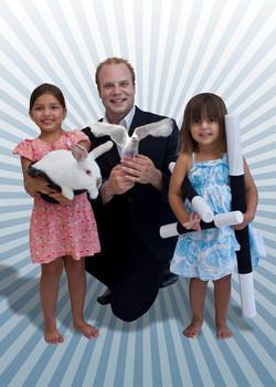 Kids Party Magician Brisbane