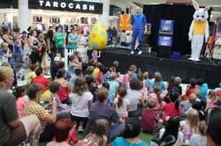 Easter Magic Show Shopping centre