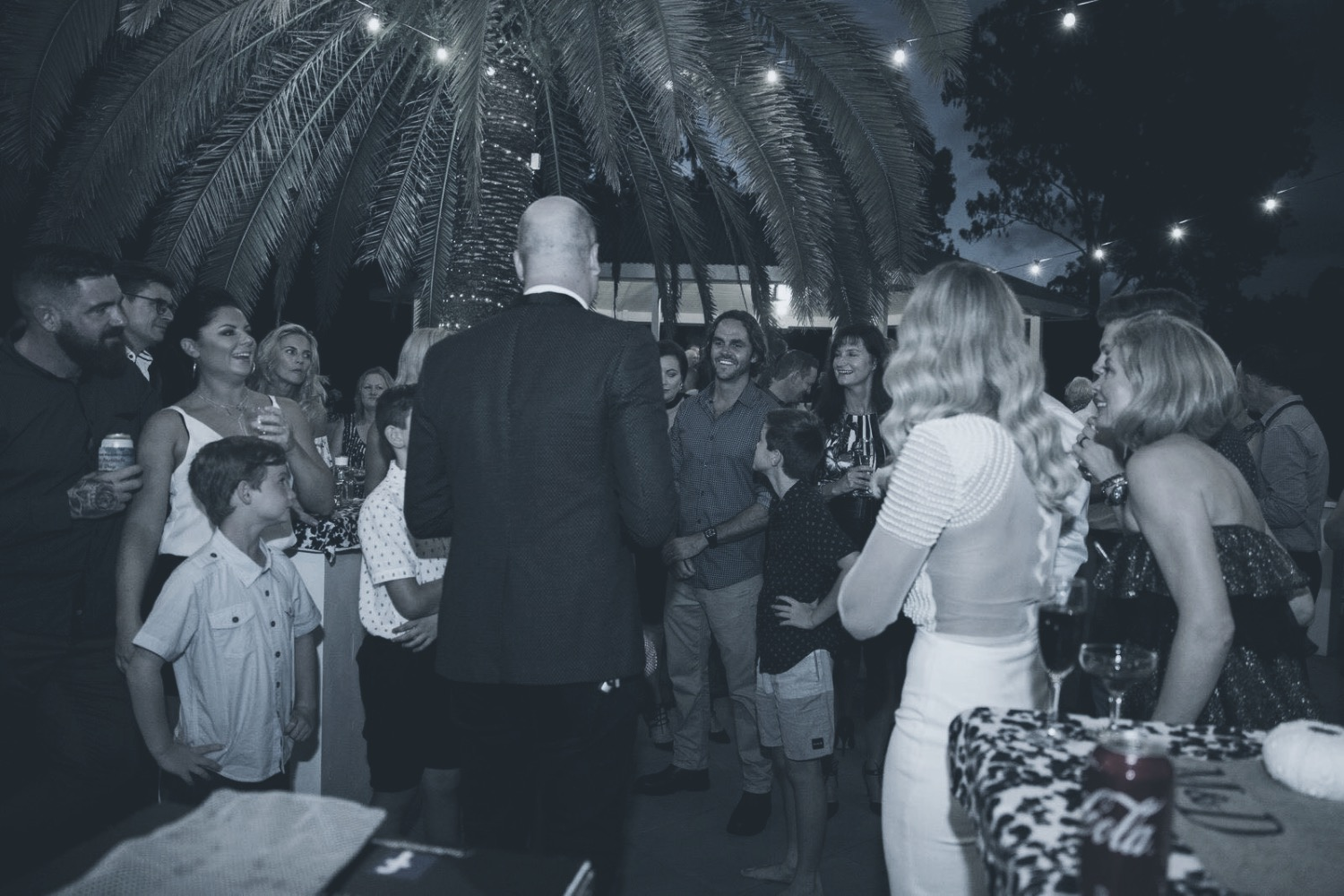 sunshine coast magician nick britt engagement party entertainment _edited