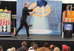 brisbane magician Nickleby