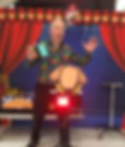 Magic show christchurch hire .JPG